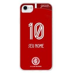 Capinha para celular Internacional - Uniforme 1 - 2019 - Personalizado