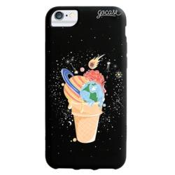 Black Case - Ice cream planet Phone Case