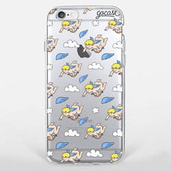 Flying Cupid  Phone Case
