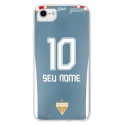 Capinha para celular Fortaleza - Uniforme Salvino - Personalizado