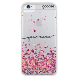 Coque Hearts Handwritten