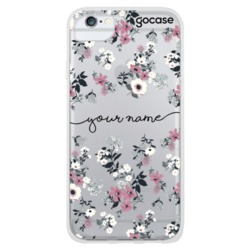 Lovely Floral Handwritten Phone Case