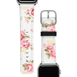 Pulseira Apple Watch - Flores Vintage