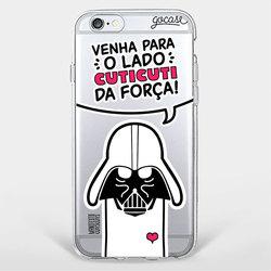 Capinha para celular Vader Cuti
