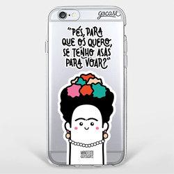 Capinha para celular Frida Cuti