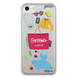 Shopaholic Phone Case