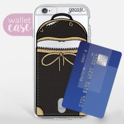 Backpack - Wallet Phone Case