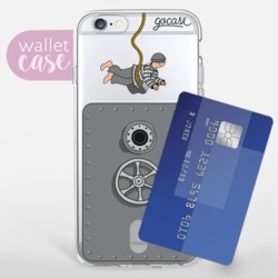 Bank Vault - Wallet Phone Case