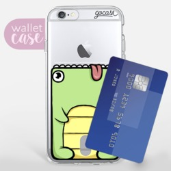 Monster - Wallet  Phone Case