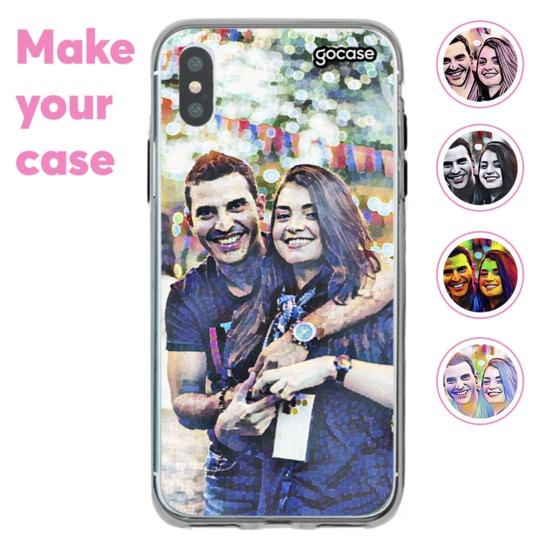 Custom Photo - My Art Phone Case