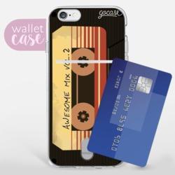 Mixtape - Wallet  Phone Case