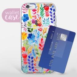 Multicolor - Wallet  Phone Case