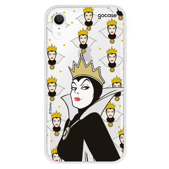 Capinha para celular Disney - Rainha Má Pattern