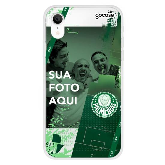 Capinha para celular Palmeiras - Picture Moldura