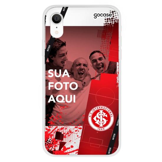 Capinha para celular Internacional - Picture Moldura