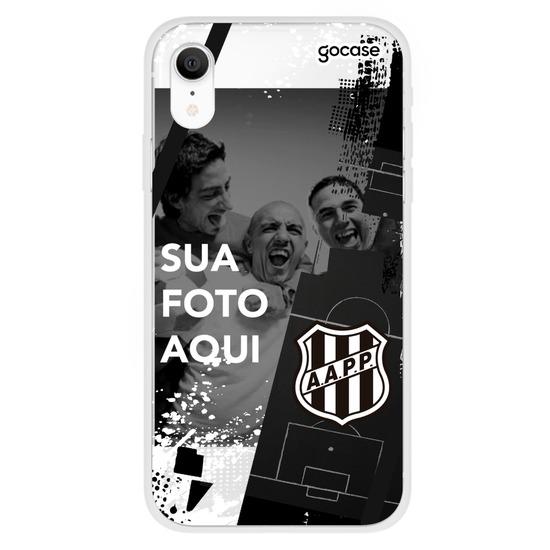 Capinha para celular Ponte Preta - Picture Moldura