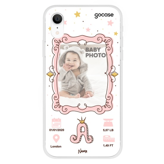 Picture - My Baby Phone Case