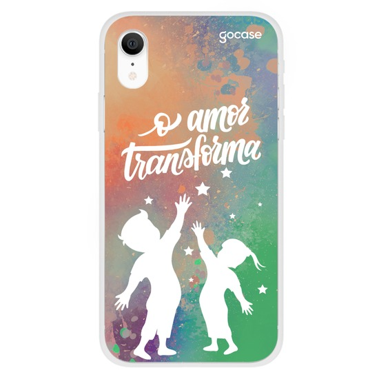 Capinha para celular ChildFund by Gocase
