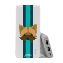 Carregador Portátil Power Bank (10000mAh) - Yorkshire