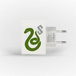 Carregador Personalizado iPhone/Android Duplo USB de Parede Gocase - Casa Serpente