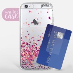 Funda Hearts - Wallet