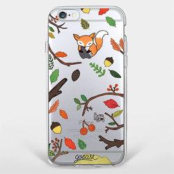 Capinha para celular Outono