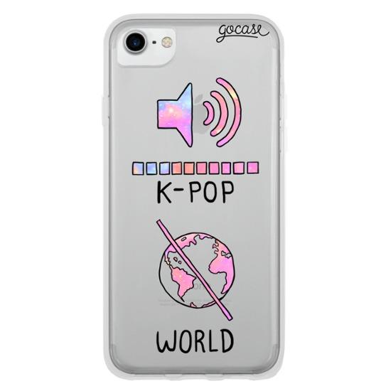 Capinha para celular K-Pop On