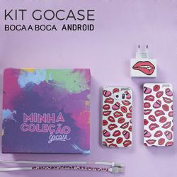 Kit Gocase Boca a Boca (Carregador Portátil de 10000mAh) - Android