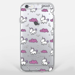 Pink Unicorns Phone Case