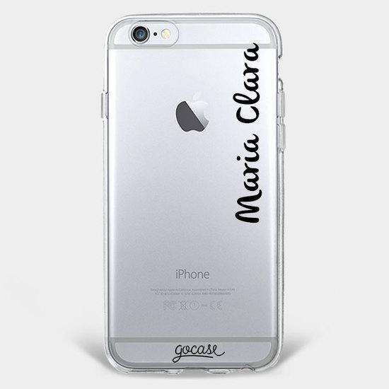 Capinha para celular Capinha com nome - Gocase 25aff102dc4