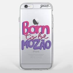 Capinha para celular Born to be Mozão