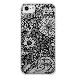 Capinha para celular Black and Black