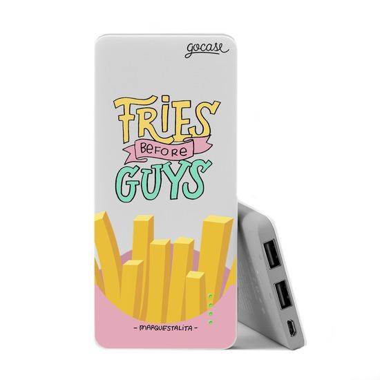 Carregador Portátil Power Bank Slim (5000mAh) - Fries