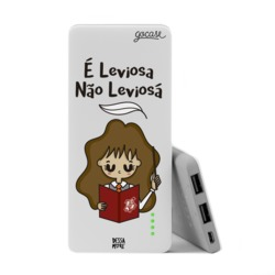 Carregador Portátil Power Bank Slim (5000mAh) - Leviosa