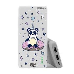 Carregador Portátil Power Bank (10000mAh) - Pandacórnio Donuts