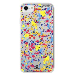 Colorful Drops Phone Case