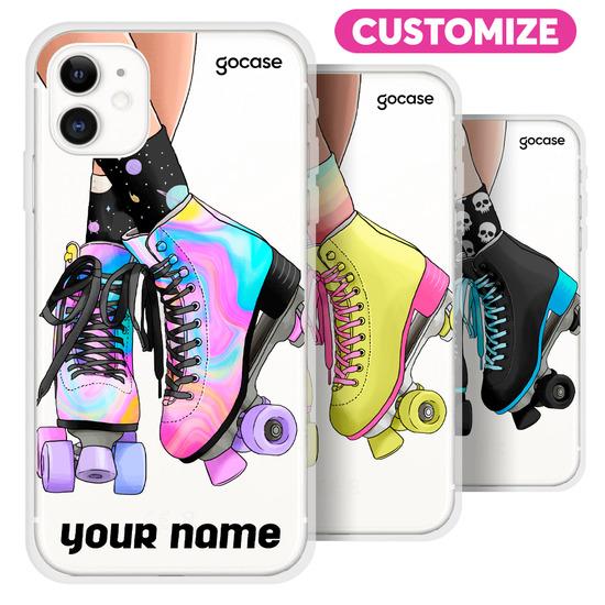 Rollergirl Phone Case