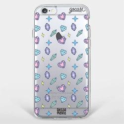 Capinha para celular Candy Diamantes
