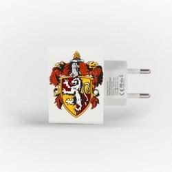 Carregador Personalizado iPhone/Android Duplo USB de Parede Gocase - Casa Vermelha