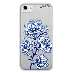 Porcelain Flower Phone Case