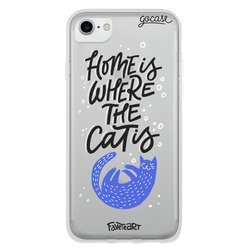 Home Cat Phone Case