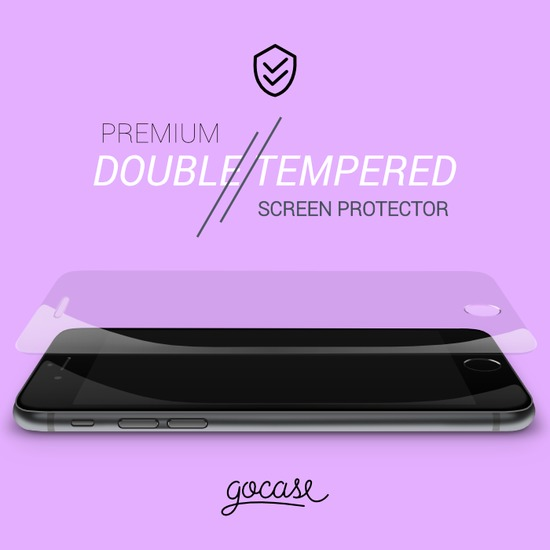 Premium Double Tempered Glass Screen Protector