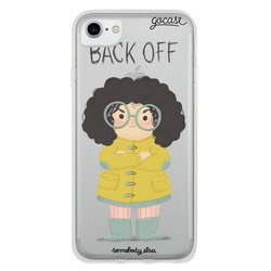 Back Off Phone Case