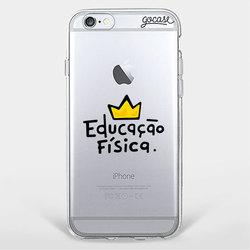 Capinha para celular Sou Educadora Física