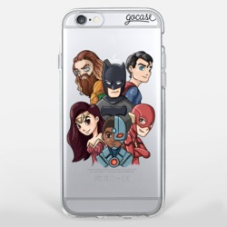 League of Heroes Phone Case