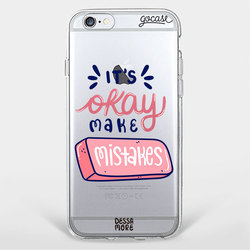 Mistakes Phone Case