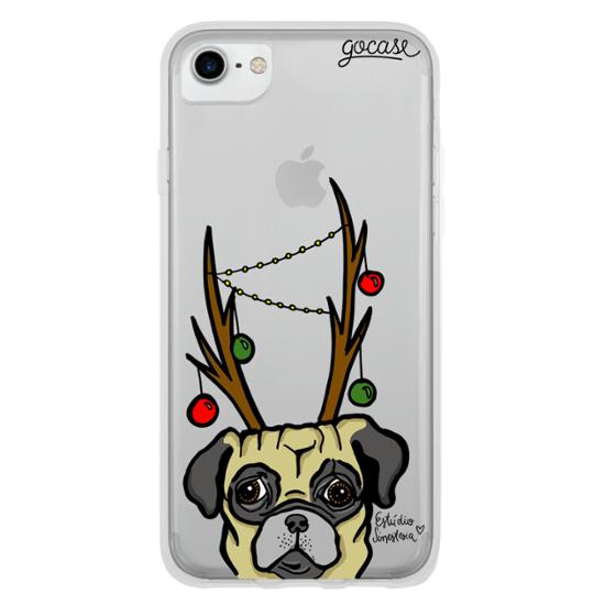 Christmas Phone Case.Merry Christmas