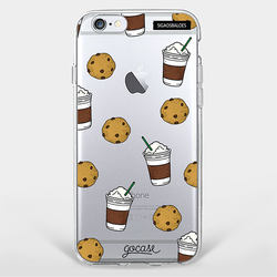 Capinha para celular Cookies