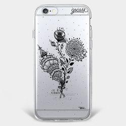 Capinha para celular Sendo flor
