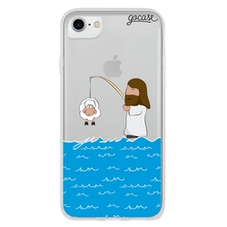 Walking Jesus Phone Case